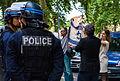 Confrontation antifa;pro-Israël, Toulouse, juin 2015.jpg
