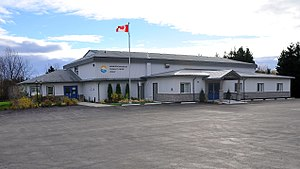 Conmee, Ontario - Image: Conmee Municiipal Complex 2016