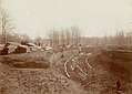Construction on the channel way for the River Des Peres in Forest Park in preparation for the 1904 World's Fair.jpg