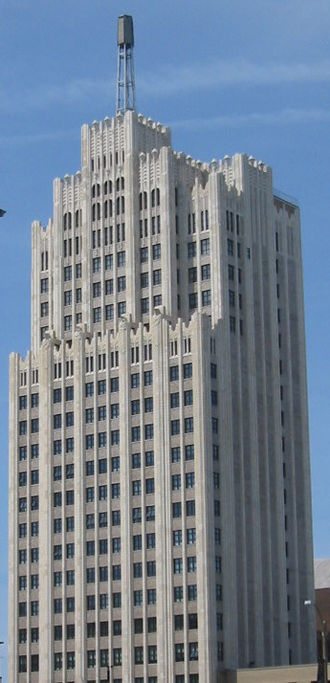 Grand Center Arts District, St. Louis - Image: Continental Building STL