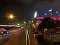 Convention Avenue at night.jpg
