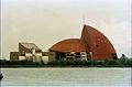 Convention Centre Complex Under Constrution - Science City - Calcutta 1995-08-17 403.JPG