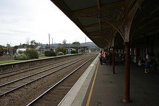 Cootamundra railway station