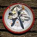 Copped Hall house and gardens open day event finished food plate, Essex, England 2.jpg