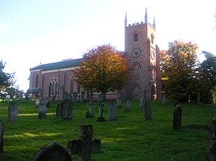 St. Mary's church, Copythorne