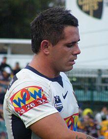 corey parker rugby league