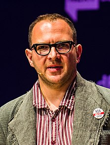 Cory Doctorow (cropped).jpg