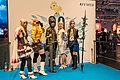 Cosplayer Final Fantasy-Stand (36851186335).jpg