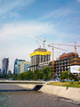 Costanera Center en construcción (2008-12-3), 3.jpg