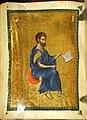 Costantinopoli, vangeli in greco commissionati da anna, 1285 (pluteo 6.28) 02.jpg