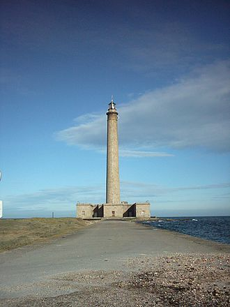 Diva (1981 film) - The Phare de Gatteville, a lighthouse on the Normandy coast, was the filming location for the safehouse Jules was taken to by Gorodish and Alba