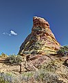 Cottonwood Cove colorful rock (6976333501).jpg