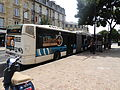 Cours Georges Clemenceau, Bordeaux, July 2014 (04).JPG
