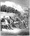 Course de chevaux libres au Carnaval de Rome 1834.JPG