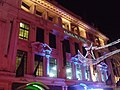 Coventry Street, London - London Trocadero - Christmas lights (6438791005) (2).jpg