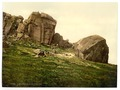 Cow and Calf Rocks, Ilkley, England-LCCN2002696828.tif