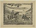 Cowboy - real pen work by Professor J.R. McFarren. LCCN93503159.jpg