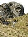 Crag, Ben Vorlich - geograph.org.uk - 1038657.jpg