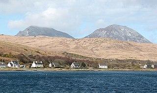 Jura, Scotland island in the Inner Hebrides of Scotland