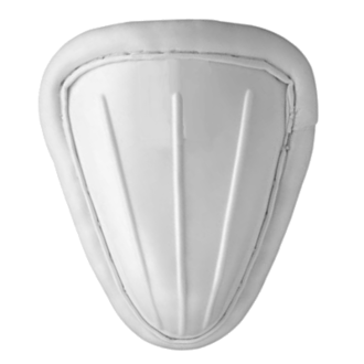 Cricket clothing and equipment - A box, as worn by male batsmen