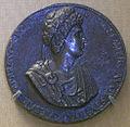 Cristoforo di geremia, medaglia di costantino il grande, 1468.JPG