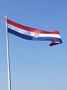 Flag of Croatia - Wikipedia