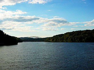 New Croton Reservoir - Image: Croton Reservoir