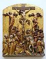 Crucifixion of Christ, by Hans Wydyz, Strasbourg, c. 1515, linden wood - Bode-Museum - DSC03323.JPG