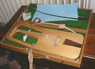 Welsh musical instrument