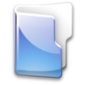 Crystal Clear filesystem folder blue.png