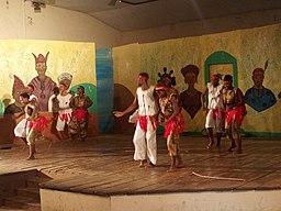 Cultural Dance at the University of Ilorin 01.jpg