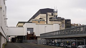 Cumbernauld town centre - Image: Cumbernauld Shopping Centre, 3 February 2012 (3)