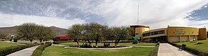 University of Guadalajara - CUNorte, located in Colotlán