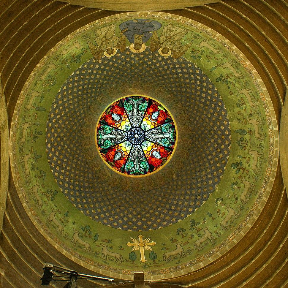 Cupola - Armenian Orthodox church in Lvov