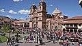 Cusco, Plaza de Armas - panoramio.jpg