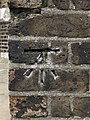 Cut Mark at Sheerness, Church of SS Henry and Elizabeth.jpg