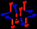 Cyclohexaanconformatie nummering.png