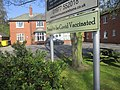 Cymar House Care Home, Pontefract Road, Castleford, West Yorkshire (24th April 2021) 002.jpg
