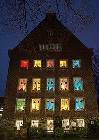 Dülmen, Rathaus, -Weihnachtsmarkt- -- 2012 -- 9396.jpg