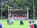 Düsseldorf, Hofgarten, Musikpavillon, Werner Brendel Juni 2012.jpg