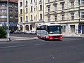 Děčín, Hlavní nádraží, SOR LH 12 BusLine.jpg