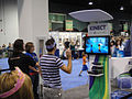 D23 Expo 2011 - playing Disney games on the Xbox 360 Kinect! (6081400318).jpg