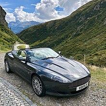 Aston Martin Db9 Wikipedia