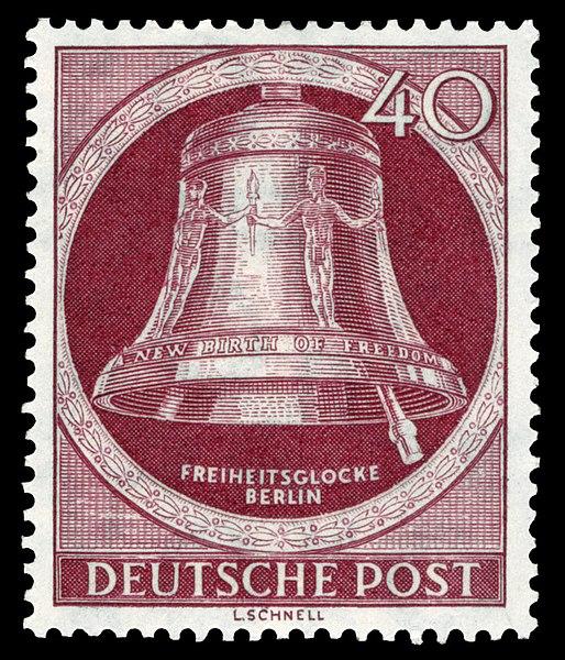 Datei:DBPB 1951 86 Freiheitsglocke rechts.jpg