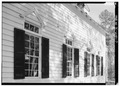 DETAIL, WINDOWS - Church of the Epiphany, Intersection S-38-1132 and S-38-1133, Eutawville, Orangeburg County, SC HABS SC,38-EUTV,1-7.tif