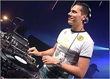 Tiësto a la Gira Mundial Elements of Life, 2007