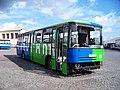 DOD PROBO BUS 2014, autobus po vyprošťování.jpg