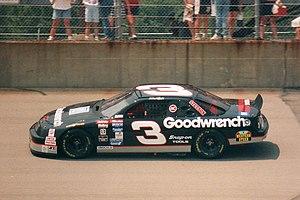 Dale Earnhardt - Earnhardt's 1994 racecar