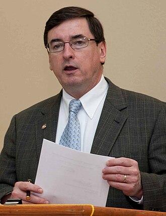 Dan Sullivan (baseball) - Image: Dan Sullivan (mayor)