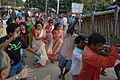 Dancing Devotees - Durga Idol Immersion Ceremony - Baja Kadamtala Ghat - Kolkata 2012-10-24 1686.JPG